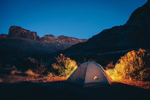 Five Leading Destinations For Outdoor camping Holidays