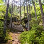 Maine Outdoor camping At Blackwood Campgrounds